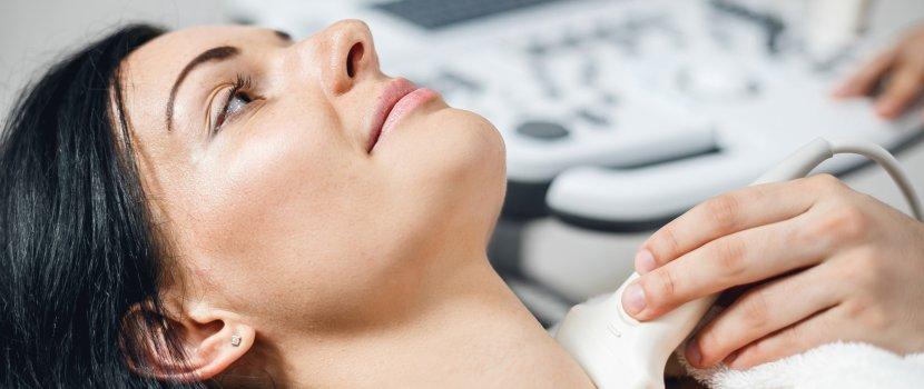 Nyaki ultrahang vizsgálat az Ultrahang Központban